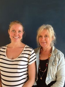 Eliza and Karen Box, Senior School Staff